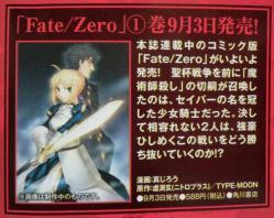ヤングエース 2011年 09月号 Fate (10)