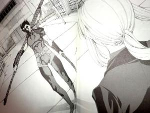 Fate/Zero (1)真じろう (2)