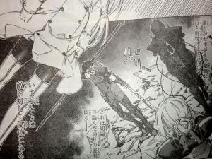 ヤングエース 2011年 11月号 Fate関連 (2)