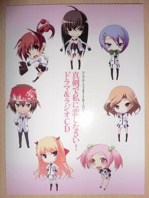 コンプエース 2012年 1月号 Fate関連 (2)