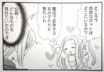 マジキュー4コマ FateZero 四コマ聖杯戦争 1巻  (14)