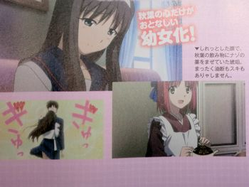 コンプティーク 2012年 1月号 Fate関連 (2)