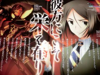 月刊ニュータイプ 2012年 6月号 Fate関連 (4)