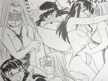 Fatestay night アンソロ ベストエピソード (15)