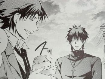 FateZero コミックアンソロジー Root-tiara (21)