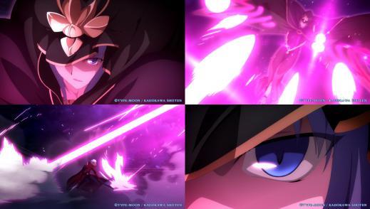 Vita版Fate 凛ルートOP (3)