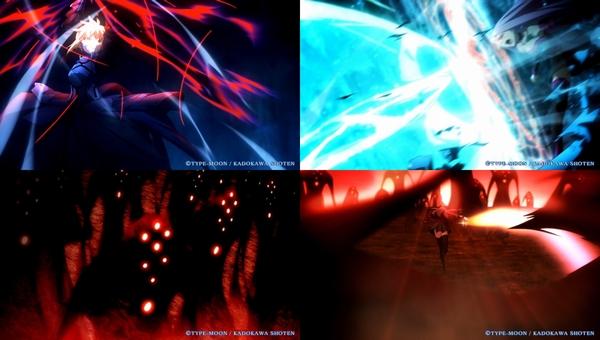 Vita版Fate 桜ルートOP (8)s