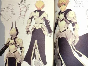 Fate/Prototype -Animation material- (5)