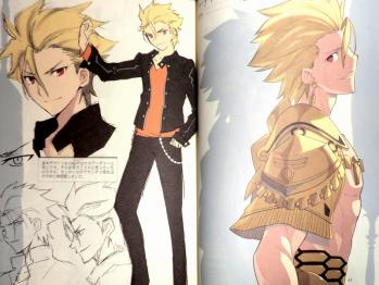 Fate/Prototype -Animation material- (6)