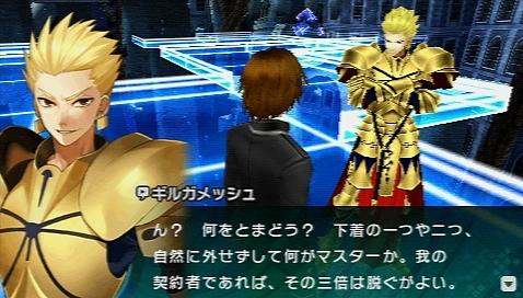 Fate/EXTRA CCC プレイ感想 二週目 (1)