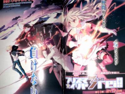 Fate/kaleid liner プリズマ☆イリヤ ドライ!! 第11話 感想 (1)