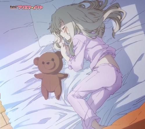 『Fate kaleid liner プリズマイリヤ』先行PV (1)