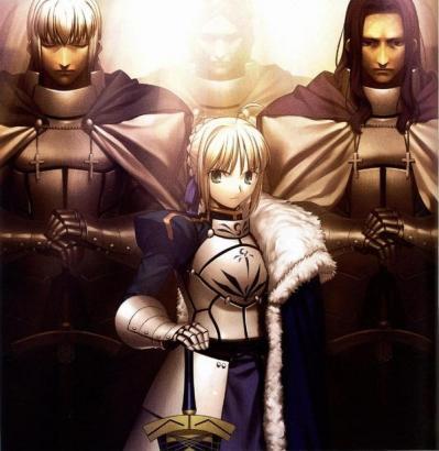 セイバー 円卓の騎士 (2)