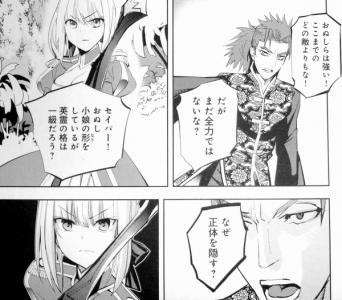 『フェイトエクストラ 』ろび~な 第23話感想 (5)