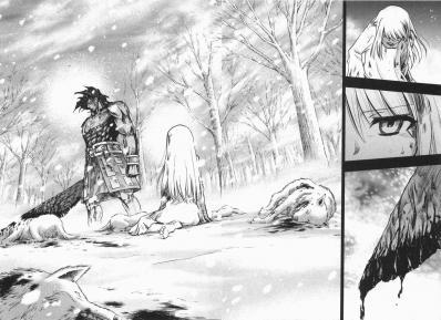 漫画版「バーサーカーは強いね」 (4)