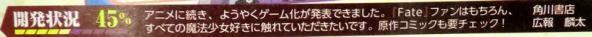 『Fate/kaleid liner プリズマ☆イリヤ』3DSでカードゲームとして発売決定! (8)