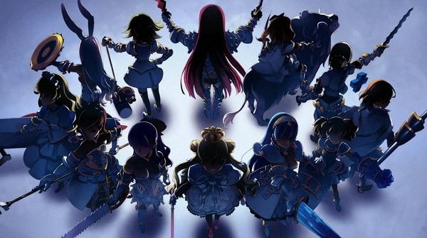 英雄戦姫の円卓の騎士