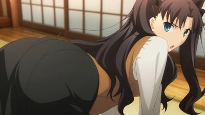 アニメ『Fate/stay night[UBW]』第2話想 (10)