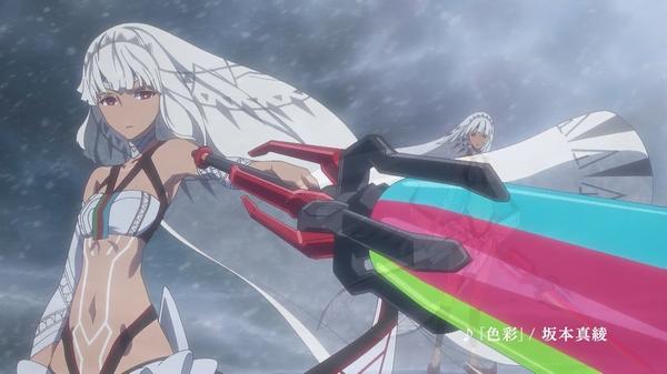 『Fate/Grand Order』にまったく新しい褐色に白銀の長髪のセイバー参戦! (2)