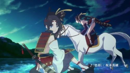 『FateGrand Order』に武士少女のライダー参戦! (2)