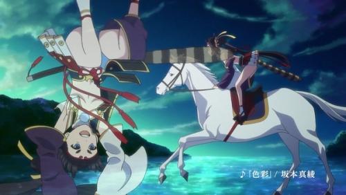 『FateGrand Order』に武士少女のライダー参戦! (3)