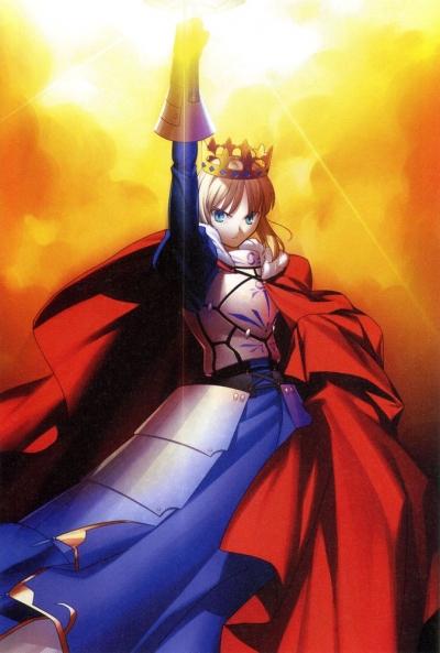 カッコイイ騎士王 (1)