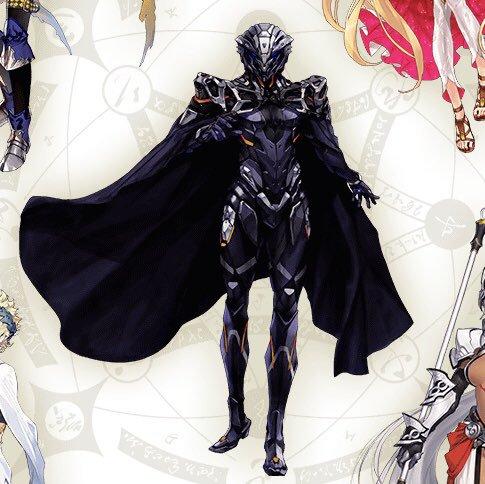 FGO】アトランティス仮面の正体が謎だけど創作の世界では鎧の下は女性 ...